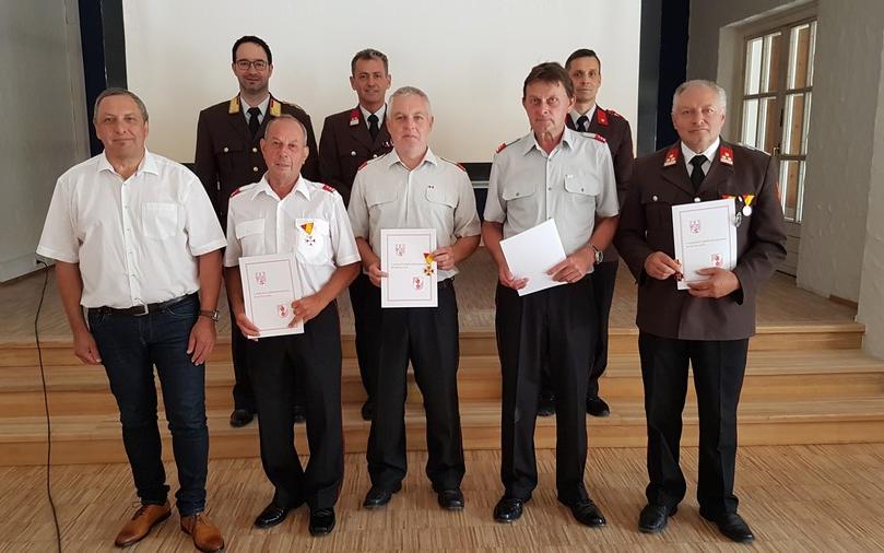 FF Windisch-Minihof - Jahreshauptdienstbesprechung