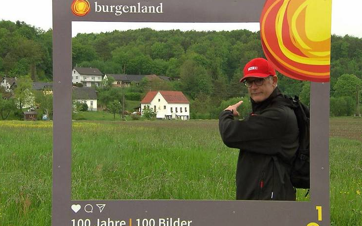 Pimiskern wandert - Bezirk Jennersdorf