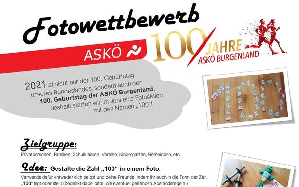 Fotowettbewerb: 100 Jahre ASKÖ Burgenland