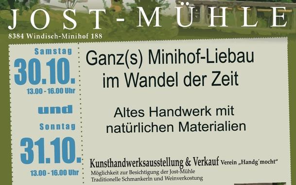 Ganz(s) Minihof-Liebau