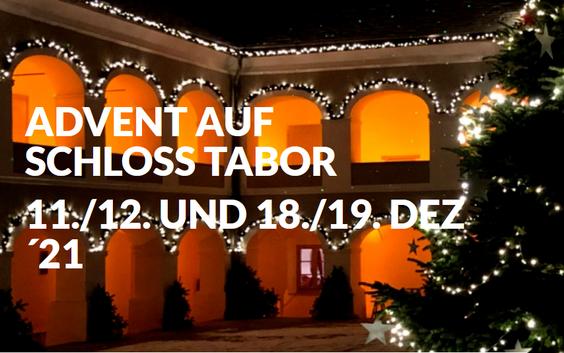 Advent auf Schloss Tabor